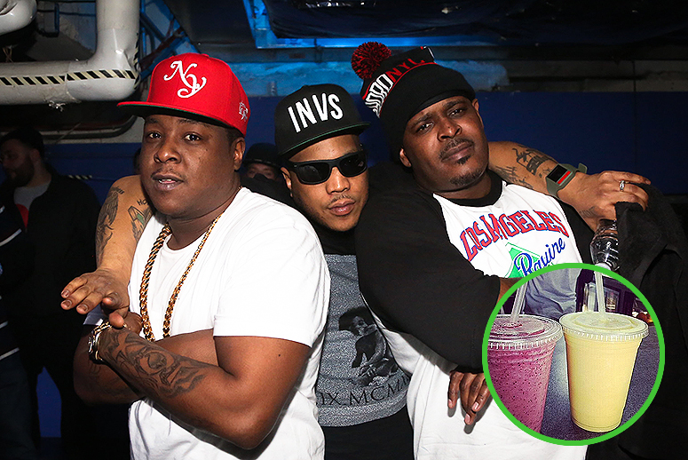 Rappers From The Lox Are Giving Juice Bars a Hip-Hop Edge