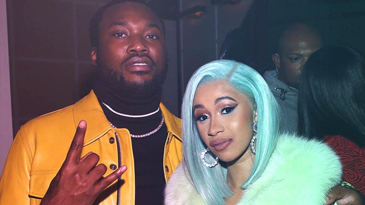"""Meek Mill Joins Cardi B Plans To Move To Africa, """"I'm Copping A Mansion"""""""