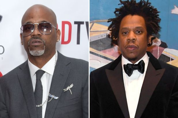 Dame Dash admits he's 'salty' over Jay-Z repeatedly doing him 'dirty'