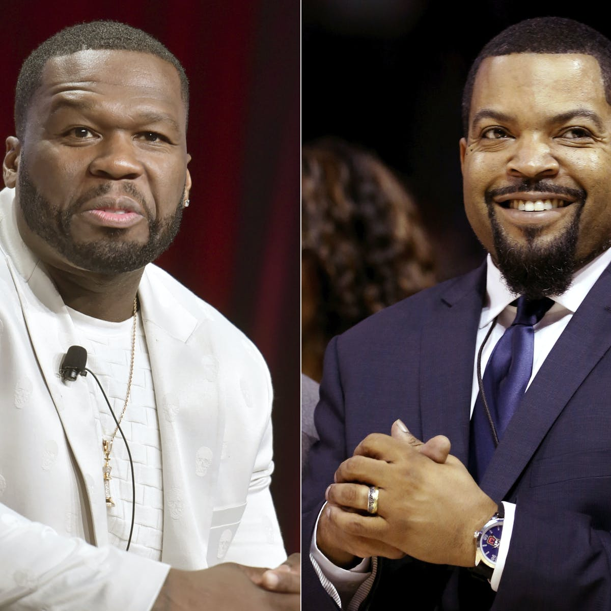 Are 50 Cent, Ice Cube and young Black men the supporters who will enable Trump's return to the White House? Not exactly