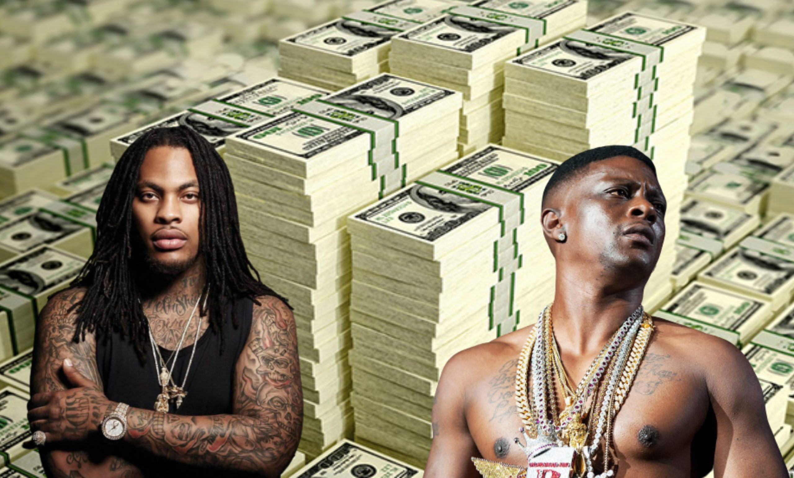 Add Two More To Rap Billionaires List?